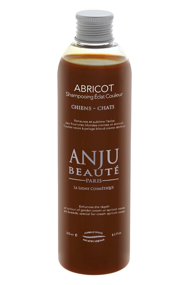 """Шампунь Anju Beaute Abricot """"Переливы кремового, золотистого и персикого окрасов"""""""