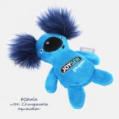 Игрушка для собак JOYSER Puppy Коала со сменной пищалкой S голубая, 15 см S синий, 15 см (7040J)
