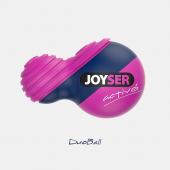 Игрушка для собак JOYSER Active Резиновый мяч Duoball с пищалкой M, 12 см (7070)