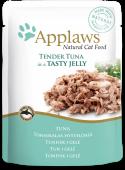"""Паучи для кошек """"Кусочки тунца в желе"""" (Tuna wholemeat in Jelly)"""