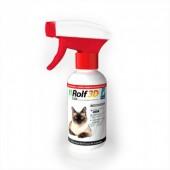 Спрей Рольф 3D для кошек от блох и клещей