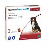 Жевательная таблетка Фронтлайн НЕКСГАРД для собак 25,1-50 кг