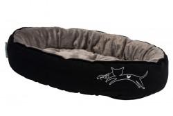 Лежак для кошек Snug Podz Medium Чёрный CPM05