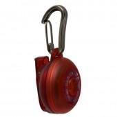 Светящийся брелок ROGZ - Roglite, красный (IDL02C)