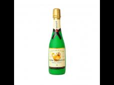 "Бутылка шампанского ""Мяот и Пушон"" Wine Bottle Meow Chased"