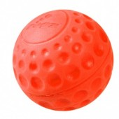 Игрушка мяч из полимеров ROGZ Астероид оранжевый