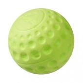 Игрушка мяч из полимеров ROGZ Астеройд лайм