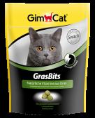 Таблетки для кошек с травой GrasBits (Грасбитc) 40 гр - 65 шт