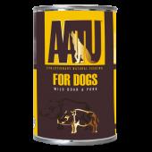 AATU WILD BOAR & PORK - Мясо дикого кабана и свинина