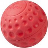 Игрушка мяч из полимеров ROGZ Астероид красный