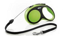 Рулетка-трос FLEXI NEW COMFORT S CORD, для собак весом до 12кг, 8м