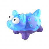 Игрушка для собак GIGWI SUPPA PUPPA Лисичка с пищалкой, 8см (75455)