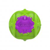 Игрушка для собак GIGWI Мячик из вспененной резина, d.6,5см (75457)