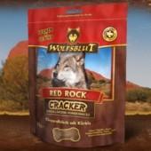 Крекеры Red Rock с мясом кенгуру, тыквой и бататом 225 гр