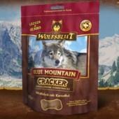 Крекеры Blue Mountain с олениной и бататом 225 гр