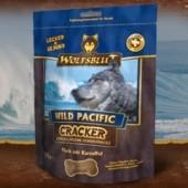 Крекеры Wild Pacific с рыбой и бататом 225 гр