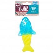 Игрушка для собак ROSEWOOD Cool SOAK SHARK Рыбка охлаждающая