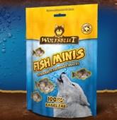 Fish Minis Kabeljau - Мини хрустящие полоски из трески 100 гр