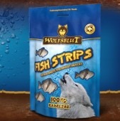 Fish Strips Kabeljau - Хрустящие полоски из трески 100 гр