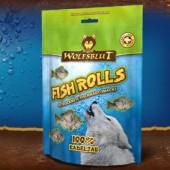 Fish Rolls Kabeljau - Роллы из трески 100 гр