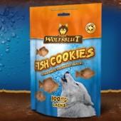 Fish Cookies Lachs - Печенье из лосося 150 гр