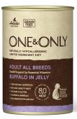 ONE&ONLY Buffalo in jelly - Буйвол в желе