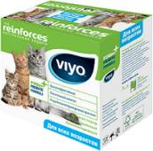 Питательный напиток Viyo Reinforces с пребиотиками для кошек, 30 мл