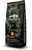 RIVERWOOD Salmon, White Fish, Herring Adult Лосось, белая рыба и сельдь
