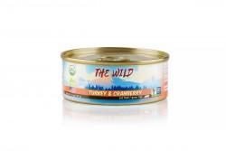 """Органические консервы для кошек The Wild """"Индейка и Клюква"""""""