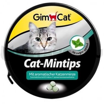 Витамины для кошек с кошачьей мятой Cat-Mintips 50 гр - 83 шт