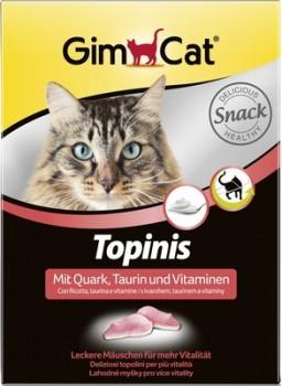 """Витамины для кошек """"Мышки"""" с творогом и таурином 85 гр - 70 шт."""