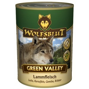 Green Valley - Зеленая долина (Баранина/Лосось)