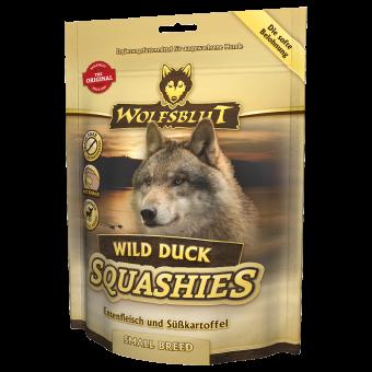 Мягкое печенье для собак WOLFSBLUT Squashies Wild Duck Small Breed - Дикая утка мелкие породы 300 г