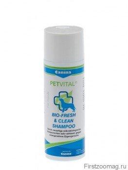 Petvital Bio Fresh & Clean шампунь