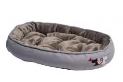 Лежак для кошек Snug Podz Small Серый CPS01