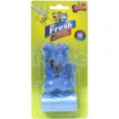 Пакеты Mr. Fresh для уборки с брелком-держателем косточка